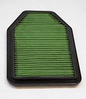 Air Filter Jeep Wrangler Green