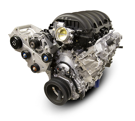 500HP Supercharged 5.3L DI Engine Assemblies