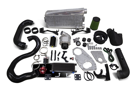 2016-19 Stage II 730HP Supercharger Tuner Kit LT-1 Camaro (Patent Pending   Not For Sale or Use in CA )