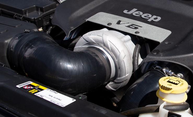 2012-19 (JK) Stage I 400HP Supercharger Kit Jeep Wrangler 2/4 Door JK  w/Calibration (Emission Legal and Patent Pending)