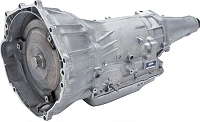 4 Speed Automatic (4L70-E) Transmission