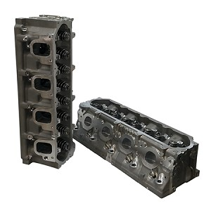 CNC Ported 6.2L LT1/L86 Cylinder Heads (Pair Only) NO CORE CHARGE